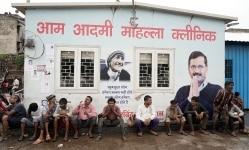 Mohalla Clinic in New Delhi