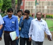 Fake admissions scam in Delhi University