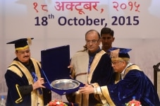43rd Annual Convocation of AIIMS