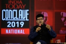 Prasoon Joshi  Chairman McCann Asia Pacific  at India Today Conclave 2019