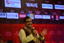 Ram Madhav  Political Leader  BJP  at India Today Conclave 2019