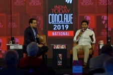 YS Jagan Mohan Reddy  Leader of Opposition  Andhra Pradesh Assembly  at India Today Conclave 2019
