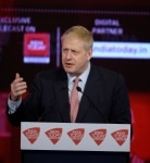 Boris Johnson  Politician  Historian and Journalist at India Today Conclave 2019