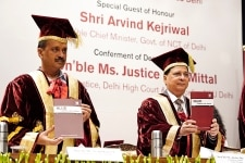 National Law University Delhi Convocation