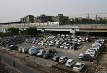 Metro Station Parking
