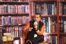 Chetan Bhagat at Saahitya Aajtak