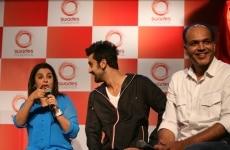 Ranbir Kapoor at New Swades Foundation Logo Event