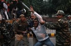 Sabarimala Protest in New Delhi