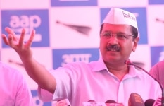 Arvind Kejriwal addresses press conference