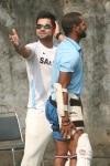 Delhi Ranji Team Practice
