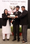 Interschool debate competition at Vasant Valley School