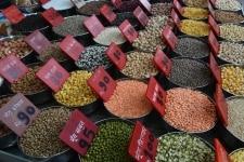 Grocery Market in Khari Baoli