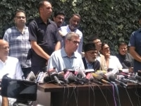 Omar Abdullah addresses National conference delegation