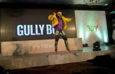 'Gully Boy' Trailer launch in Mumbai