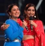 Sonam Kapoor promotes her upcoming film    The Zoya Factor