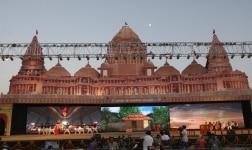 Dussehra celebrations in New Delhi