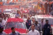 Former Prime Minister of India  Atal Bihari Vajpayee