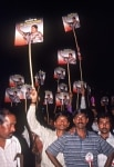 Election Rally in Tamil Nadu