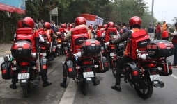 Launch of Bike Ambulance Service