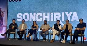 Trailer Launch of the Film    Sonchiriya