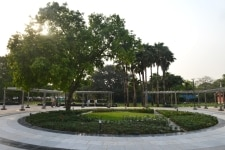 Pandit Deendayal Upadhyay park inauguration by Amit Shah