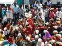 Rahul Gandhi File Nomination from Amethi