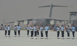 Indian Air Force Day Celebrations