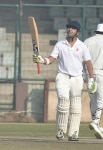Ranji Trophy in New Delhi