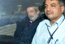 Christian Michel James  the alleged middleman in Agusta Westland deal