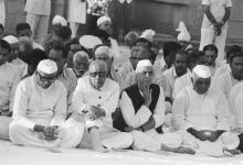 Indian Politicians Neelam Sanjeeva Reddy  Charan Singh and Yashwantrao Chavan