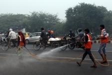 Measures to control air pollution in Delhi