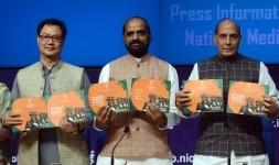 Press Conference by Rajnath Singh