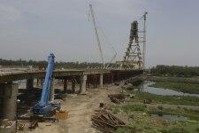 Under construction 'Signature Bridge'