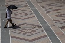 Delhi records high temperature in June