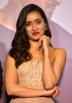 Shraddha Kapoor during the trailer launch of her upcoming film    Saaho