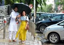 Vikrant Massey and Sanya Malhotra