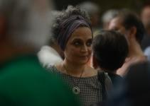 Arundhati Roy celebrates Eid with Kashmiri students
