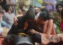 Kashmiri Students celebrate Eid in New Delhi