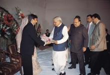 Former Chief Minister of India  Akhikesh Yadav's wedding