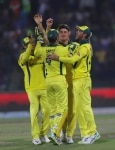 Australia bowled out India for 237 in 50 overs