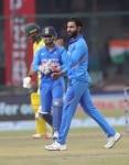 Ravindra Jadeja clicked during final ODI