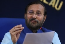 Forest and Climate Change  Prakash Javadekar addresses media