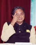 Member of Parliament  Lok Sabha  Shashi Tharoor during minority department student interaction program before DUSU elections