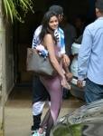 Ananya Pandey in Mumbai