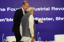 Launch of Centre for the Fourth Industrial Revolution in India