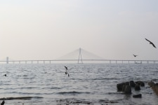 BandraWorli sealink  in Mumbai