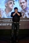 Salman Khan during song launch of 'Bharat'