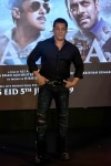 Salman Khan during song launch of 'Bharat'