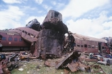 Gaisal Train Accident