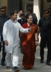 Sonia Gandhi and Rahul Gandhi File the Nomination Papers